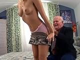 Old Grandpa Almost Gets A Heart Attack
