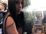 Beautiful GF Gets High And Bangs Like Crazy!