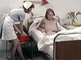 Vintage Nurse Gives Teen Boy A Healing Therapy
