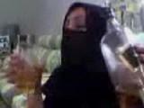 Wasted Drunk Muslim Arab Hijab Girl Fucked Anal