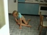 Founds Friends Sister Drunk On The Floor All Alone