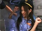 Prisoner Captures Naive Asian Guard And Humiliates Her