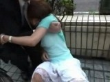 Wasted Passed Out Girl Found On The Street Abused and Violated In Her Sleep