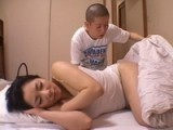Boy Disturb Stepmom In Her Sleep