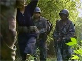 Japanese Separatists Captured Hot Civilian Teen