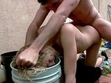 Blonde College Slave Gets Sexually Tortured