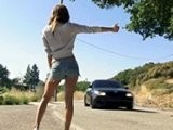 Teen Hitchhiker Pulled Over Wrong Car
