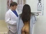 Perverted Doctor Fucks His Teen Patient