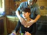 Boy WTF Are You Doing!? You Promised Me Shoulder Massage!