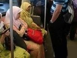 Arab Girls Make Life Mistake When Entered Japanese Bus