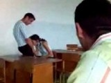 Slutty Teen Taped While Sucking To Her Classmate