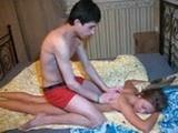 Innocent Massage Turns Into Crazy Sex