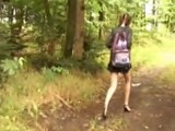No Girl Should Be Walking Around Alone In The Woods