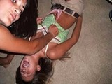 Totally Wasted Girls Doing Some Crazy Shit!