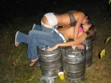 Wasted College Girls Are Looking For A Little Fun