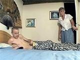 Granny Never Knocks When Entering Boys Room